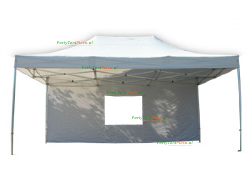 Partytent Easy-up wit 4x6