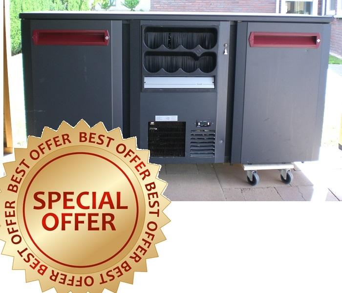 Gamko buffet-koelkast 350L