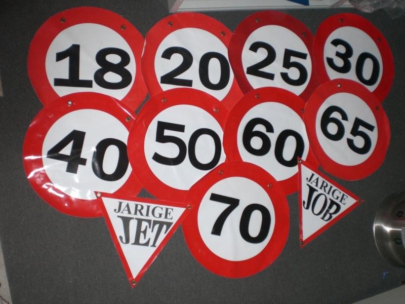 Banner '40'